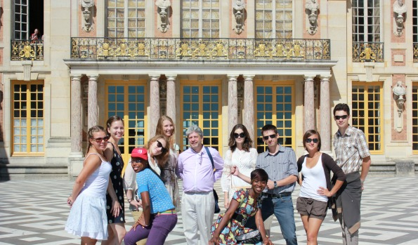 Groups Paris educational tours