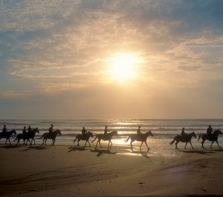 Horse-Riding program France