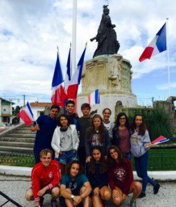 summer programs in Arcachon