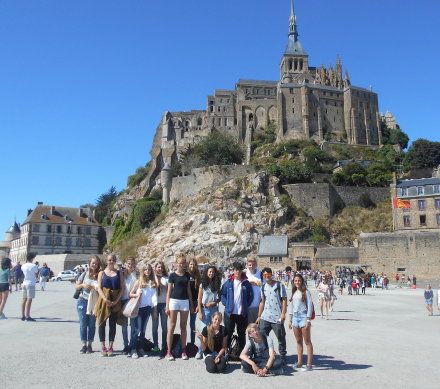 Mont Saint Michel trip for groups
