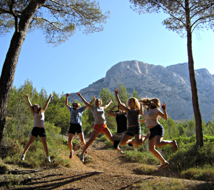Trips for young Adults in South France