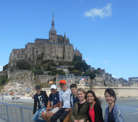 Educational Travel in Saint-Malo, France