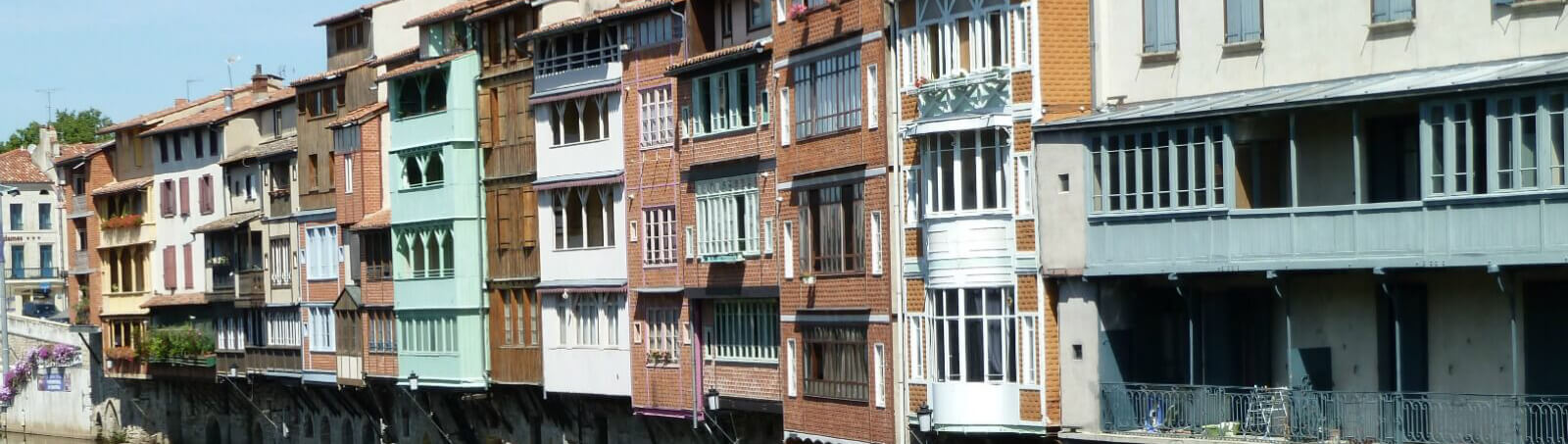 homestay program in castres France with the CEI